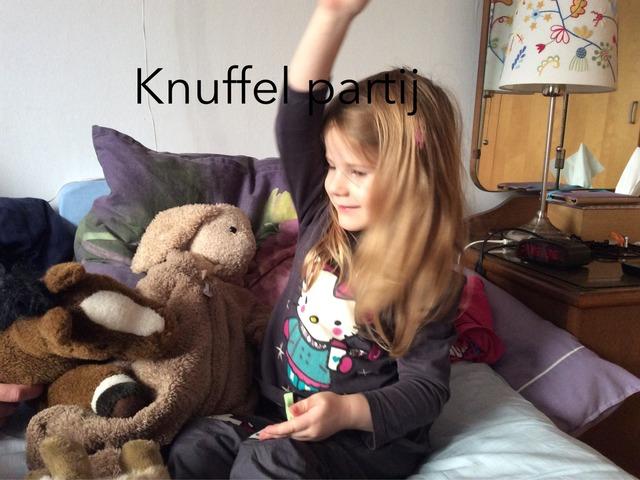 Knuffel Partij by Melle Melle