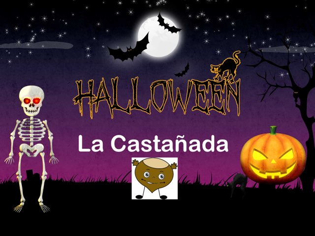 TECC Halloween by Sara Burgueño Peña