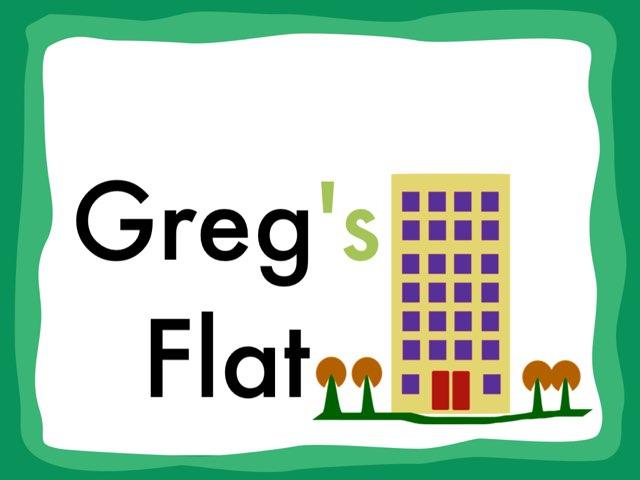 Greg's Flat by Haya Althawadi