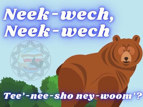 Yurok: Neek-wech, Neek-wech  by Britty Vigil-Burbank