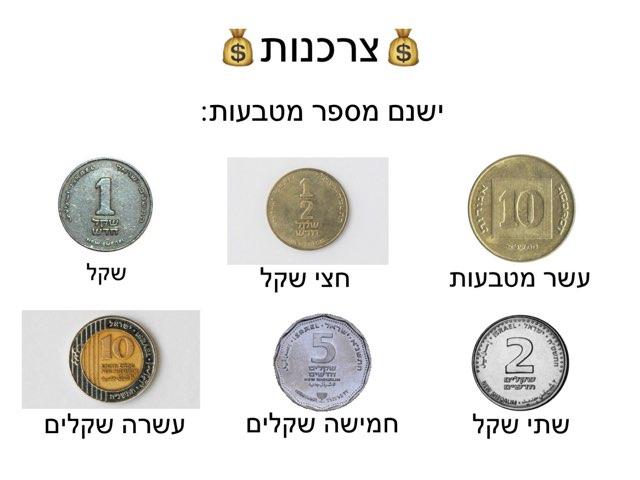 צרכנות - זיהוי מטבעות by מכללה תלפיות