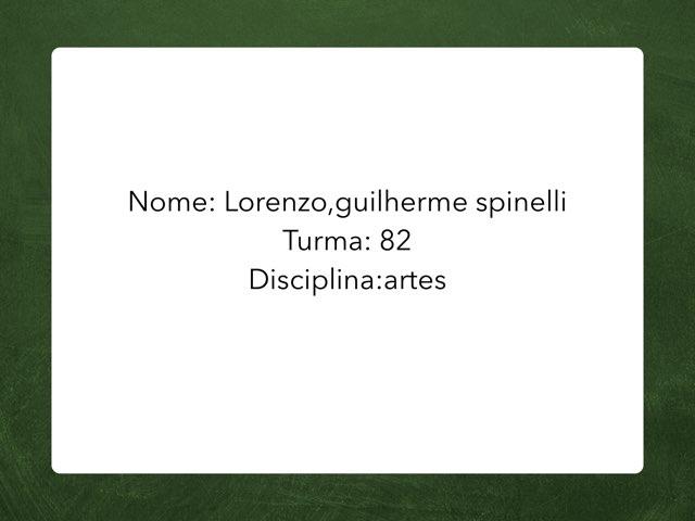 Lorenzo,guilherme.s by Rede Caminho do Saber