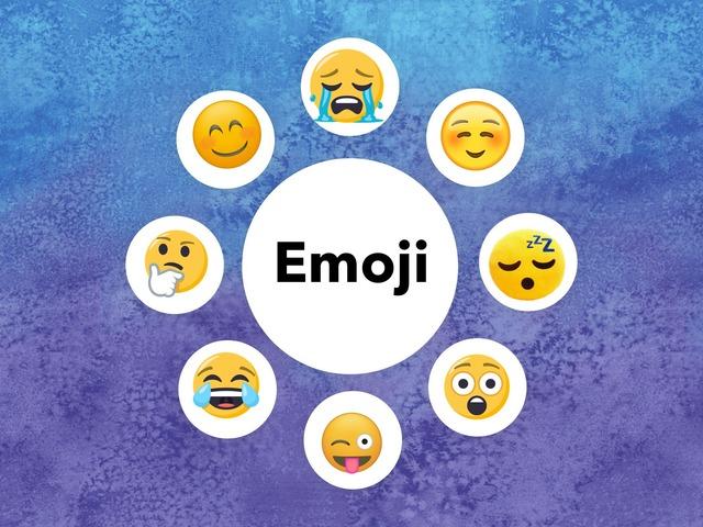 Learning Emotion With Emoji Game by Yam Goddard