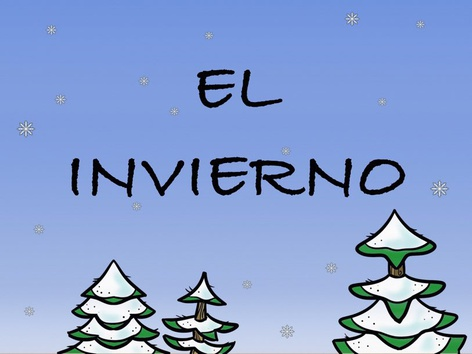Vocabulario De Invierno by Clase Blanc