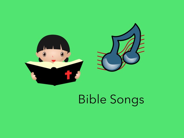 Bible Songs by Carol Smith