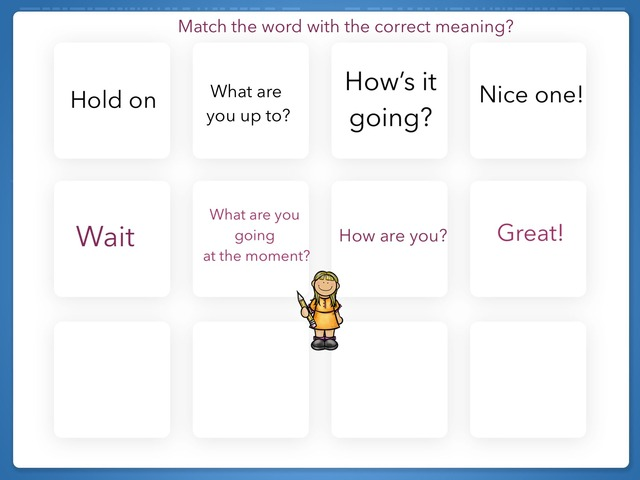 Word Game For My Tiny Creative Little Students by Wafaa Fallatah