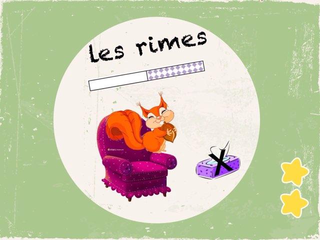 Les Bonnes Rimes Niveau 2  by Marie S