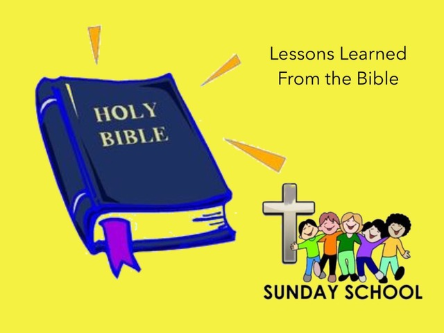 Bible Lessons :mini #1 by Carol Smith