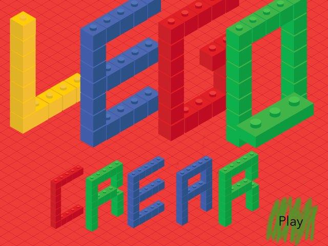 Lego Crear by Señor Del cine