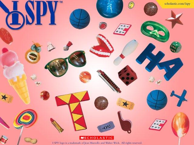 I Spy  by Jay Santiago