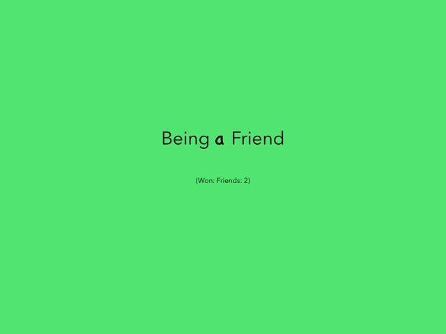 Won: Friends: 2 by Jenny Lehman