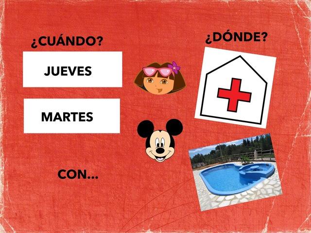 Contestar Preguntas. Copiar Respuestas by Francisca Sánchez Martínez
