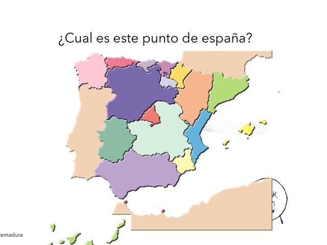 Comunidades Autonomas by Raul Lebrato Martin