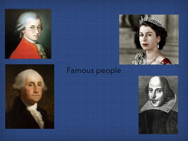 Famous People by Frances Chapin