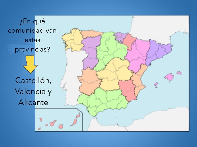 Provincias by Athenea Alcantara Martinez