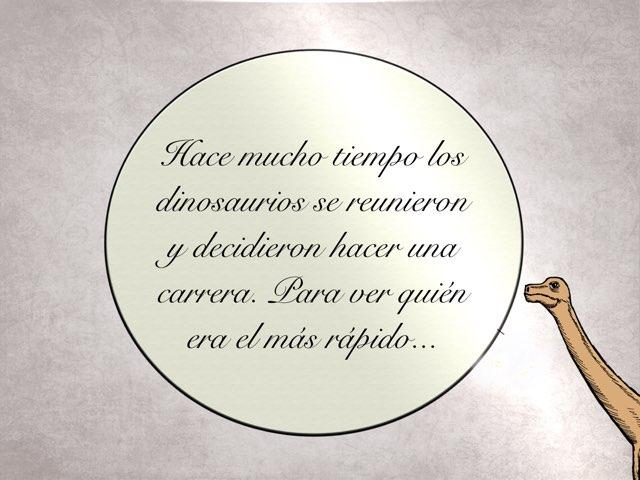 El Cuento De Los Dinosaurios  by Loraine García Rodríguez