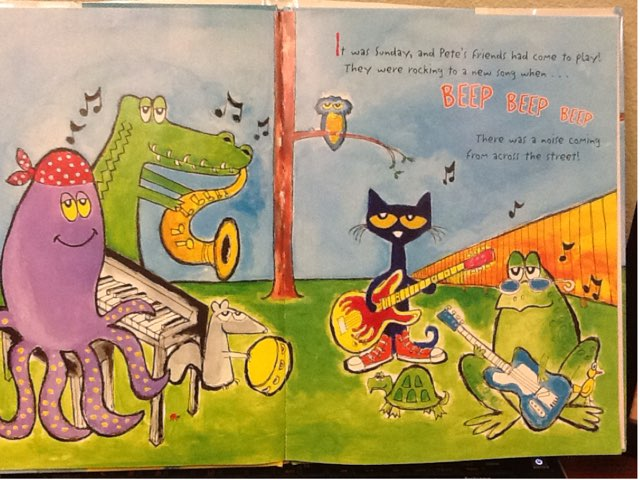 Pete The Cat And The New Guy by Janelle Kinman