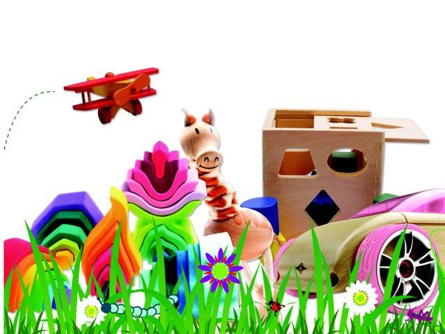 Toys by Teeny Tiny TEFL