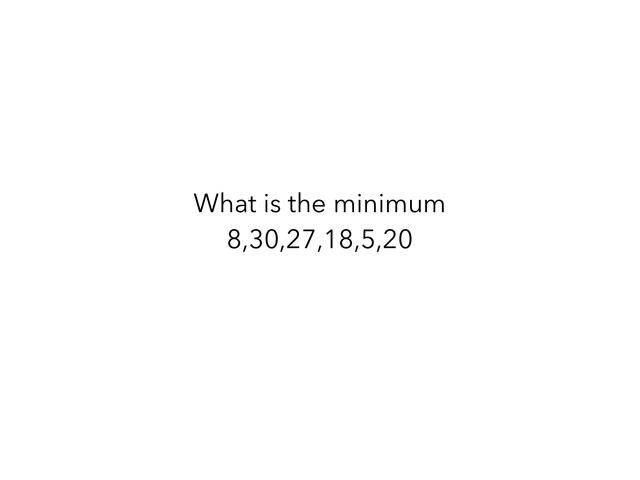 6th Math 5th Jp  by Dr. Wakeman
