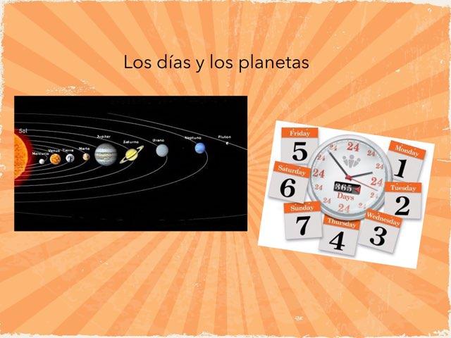 Los  Días y los Planetas by Samuel Lugilde