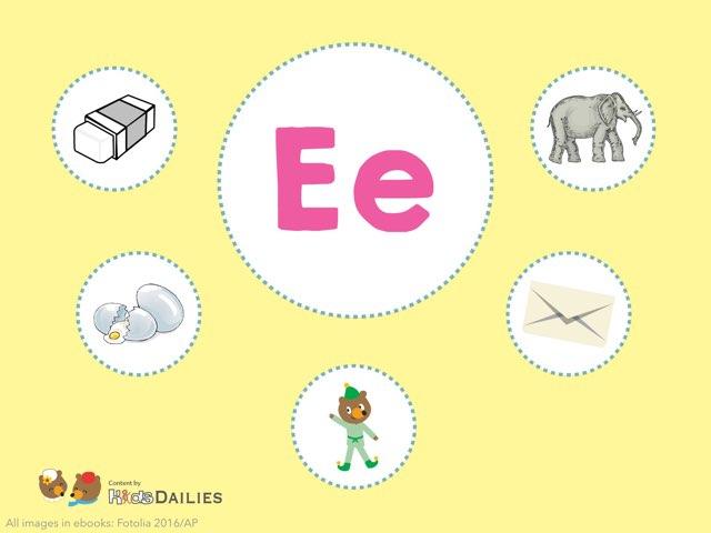 Ee by Kids Dailies