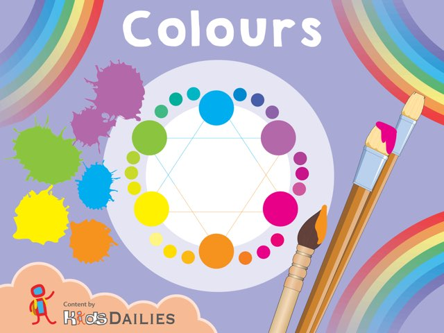 Colours by Kids Dailies