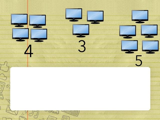 數數練習3-8 by sy tse
