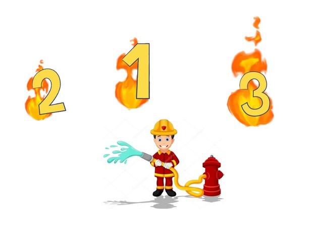 Cijfers 1-6 by Gerlieke ALferink