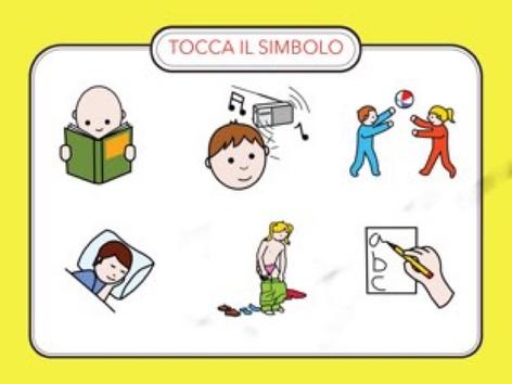 TOCCA IL SIMBOLO-azioni CAA by Rosalino Rinaldi