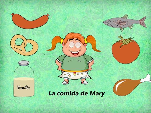 La Comida De Mary  by Julia Trigos Hebrero