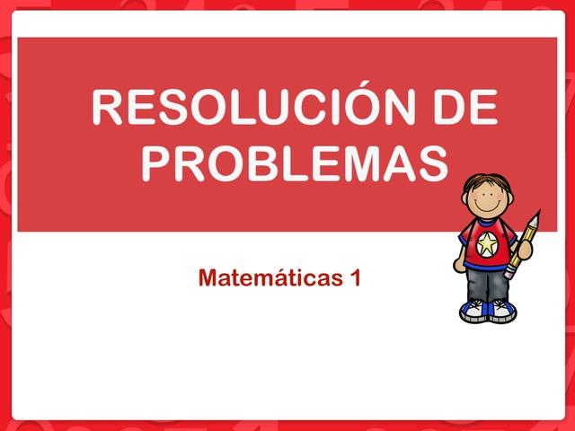 Resolución Problemas I by Jose Sanchez Ureña