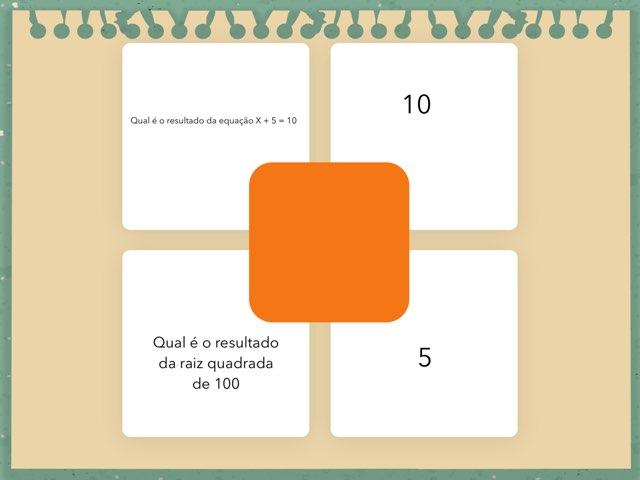 Jogo 4 by Graziela Alves