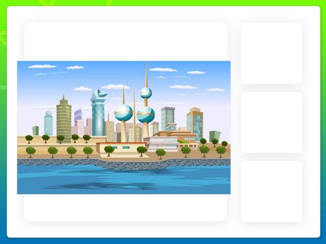 مظاهر الحياة قبل و بعد اكتشاف النفط by fajer alhammadi
