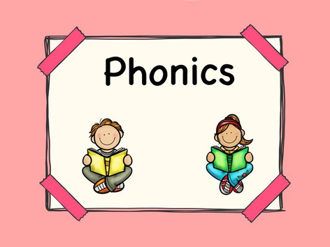 Phonics by Miss Fle