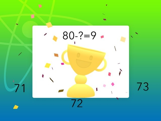 Math Quiz by Y6 Northway