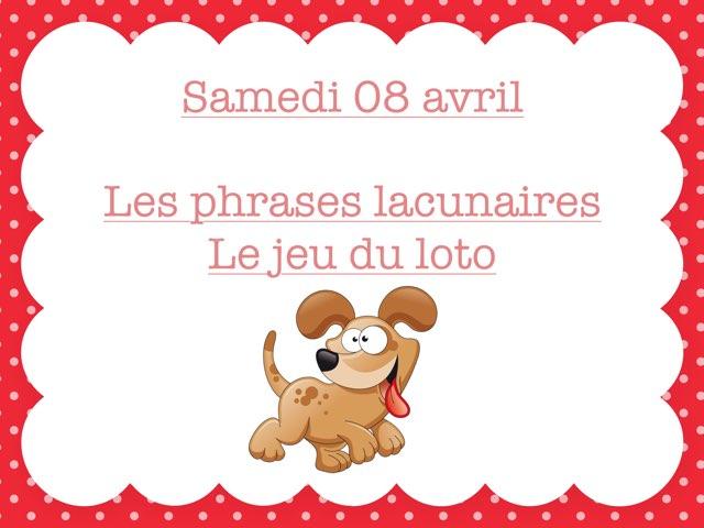 A - Sam08 - Phrases Et Loto  by Caroline Gozdek