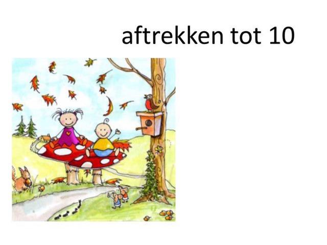 Aftrekken Tot 10 by Stefanie Rigolle