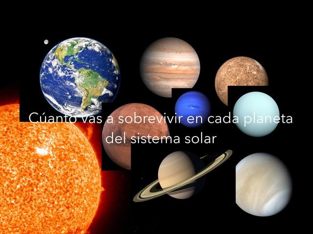 El Universo  by Faviana Ahonzo Ledezma