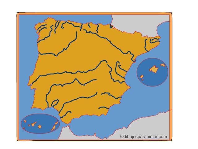 Rios De España by Pelayo Ocon Gomez
