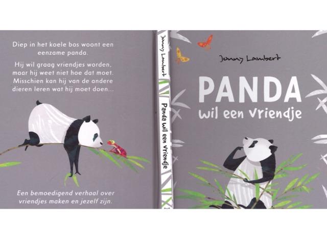 Digitaal Verhaal Panda Zoekt Een Vriendje by annick