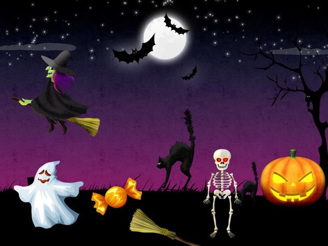 Halloween Game by Ligia Pedriali de Mello