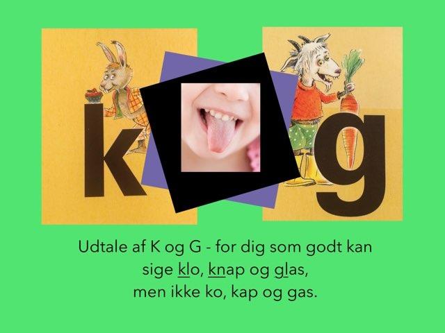 Fra Kl- til K- by Dorte Eriksen