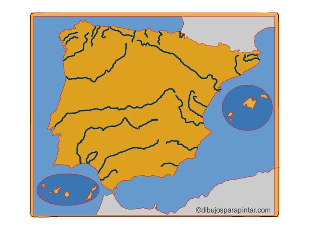 Rios De España Y Sus Vertientaes by Jorge Trujillo Bermudez