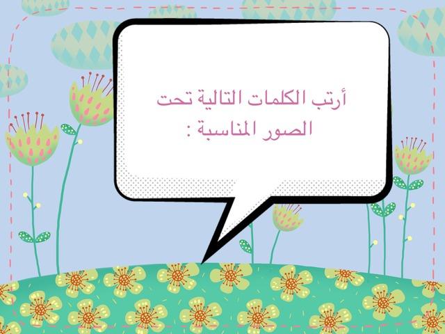 ترتيب by حنان الحربي