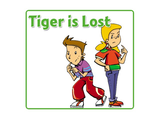 Tiger Is Lost Game by Tiger Time