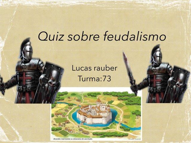 Lucas Turma 73 by Rede Caminho do Saber