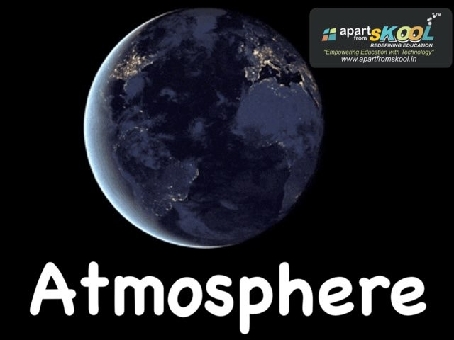 Atmosphere by TinyTap creator