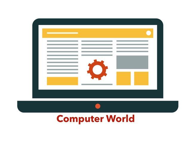 Full4 Computer World by Lama Ali