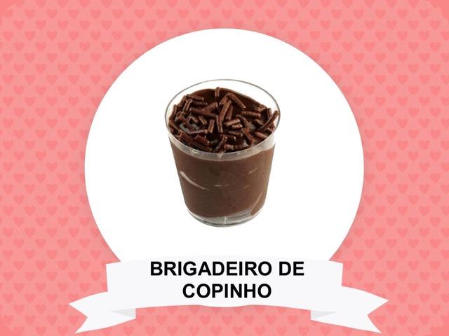 BRIGADEIRO DE COPINHO by Tobrincando Ufrj