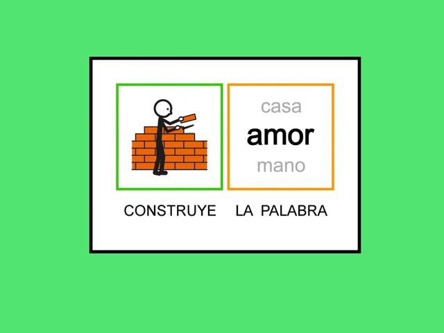 Construcción Silábica De Palabras by Zancisco Cosecha